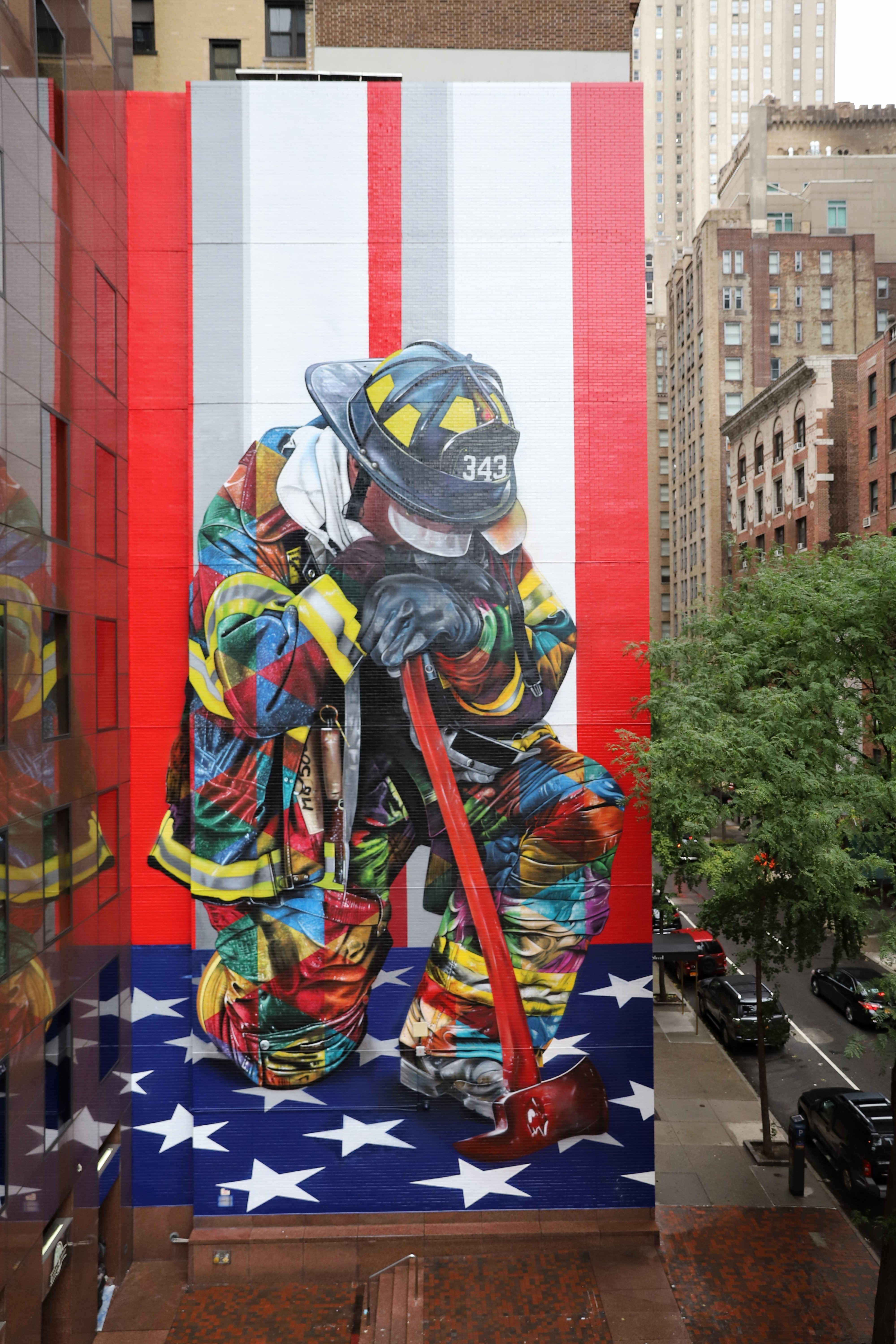 The Braves of 9/11