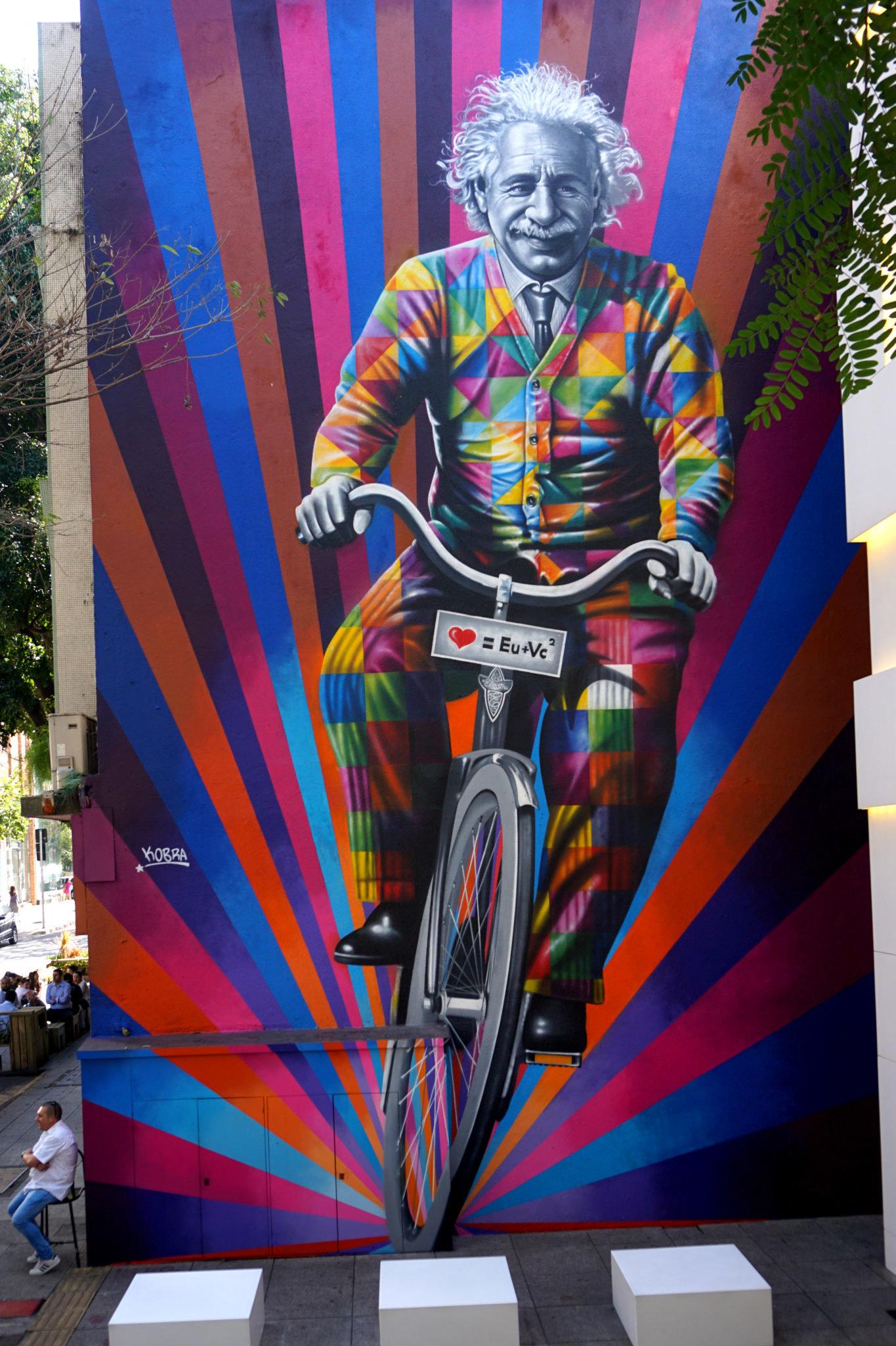 Genial Andar de Bike