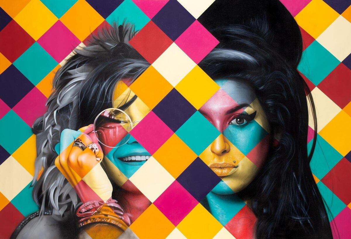Clube 27 - Janis Joplin & Amy Whinehouse, 2020