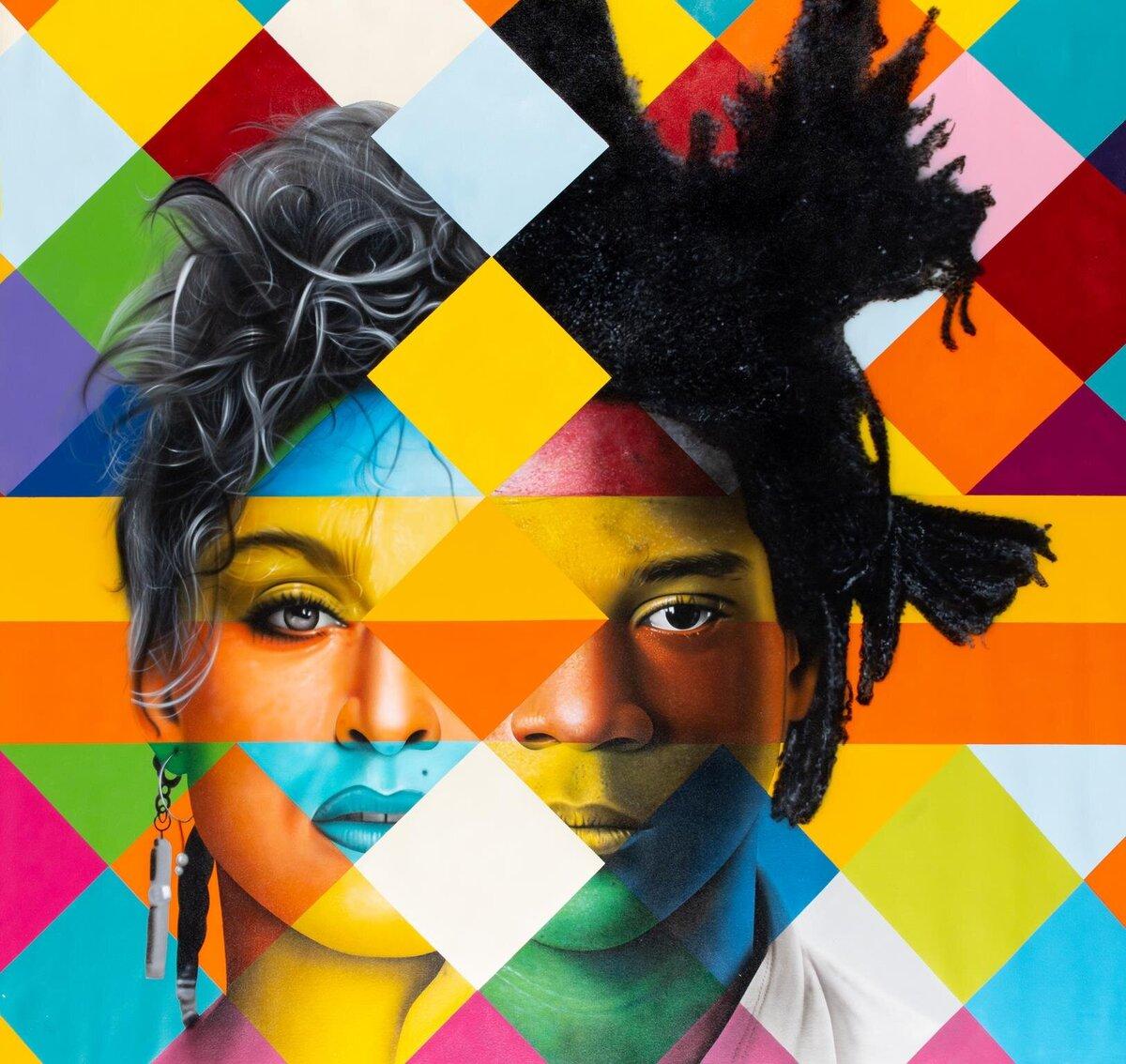 Madonna & Basquiat, 2020